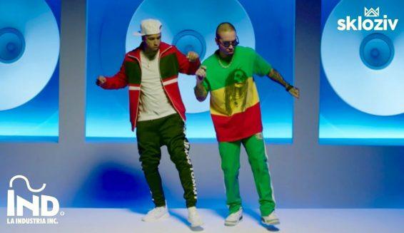 Nicky Jam y J Balvin presentaron el video 'Equis'