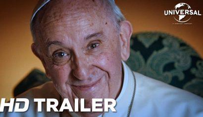 Presentan trailer del documental 'Papa Francisco, Un hombre de palabra'