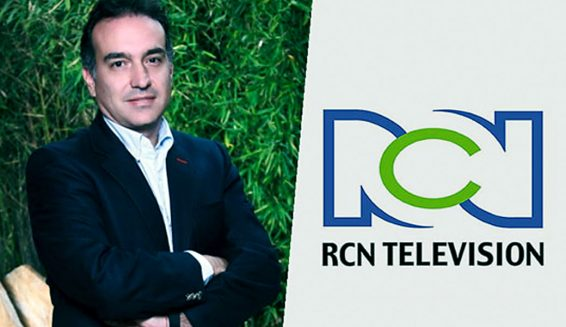 Canal RCN nombra nuevo Vicepresidente de Mercadeo