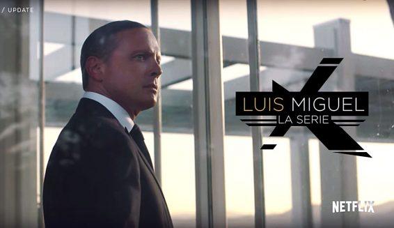 Así se ve la serie de Luis Miguel que se verá por Netflix