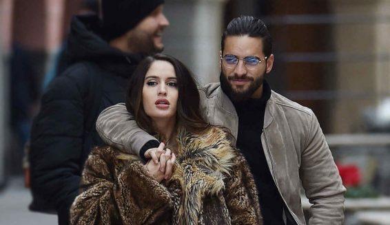 Maluma desmiente boda secreta con su novia Natalia Barulich