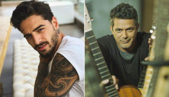 Maluma publica video en Instagram y Alejandro Sanz le pide respeto
