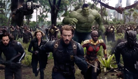 Marvel adelanta el estreno mundial de 'Avengers: Infinity War'