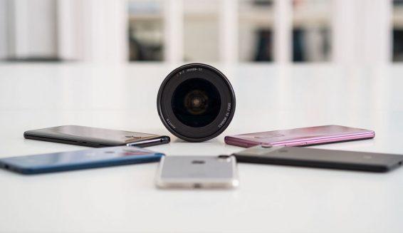 Samsung, Apple, LG y Huawei ¿Quién tiene la mejor cámara?