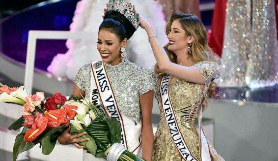 Miss Venezuela es suspendido por escándalo de prostitución