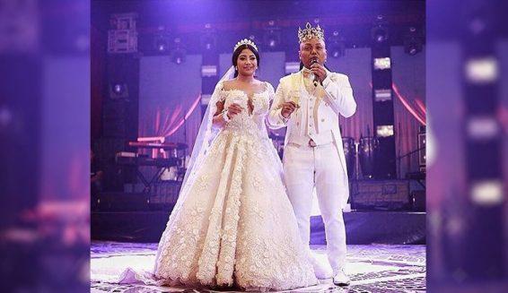 Mr. Black y Yuranis León: así fue la glamorosa boda en Cartagena