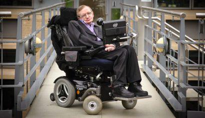 Muere el físico y divulgador científico Stephen Hawking a los 76 años
