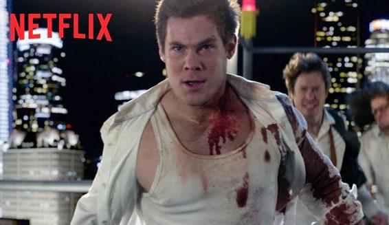 Netflix estrena el segundo tráiler de la película Game Over, Man!