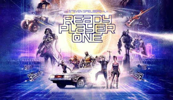 'Ready Player One' de Steven Spielberg conquista a la crítica especializada