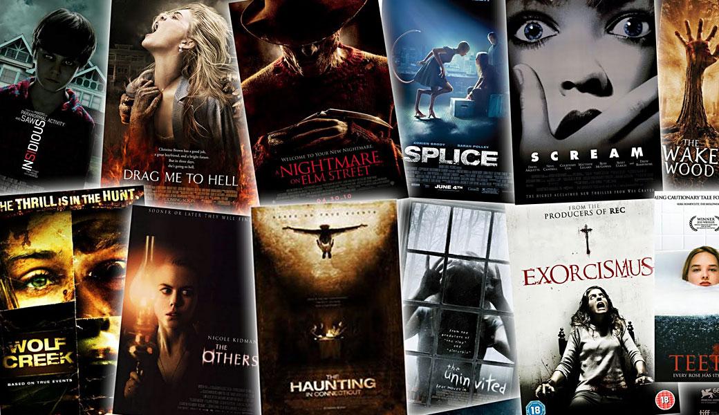 Top 10 de películas de terror más espeluznantes en Netflix
