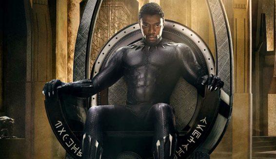 Black Panther rompe impresionante récord en la taquilla mundial