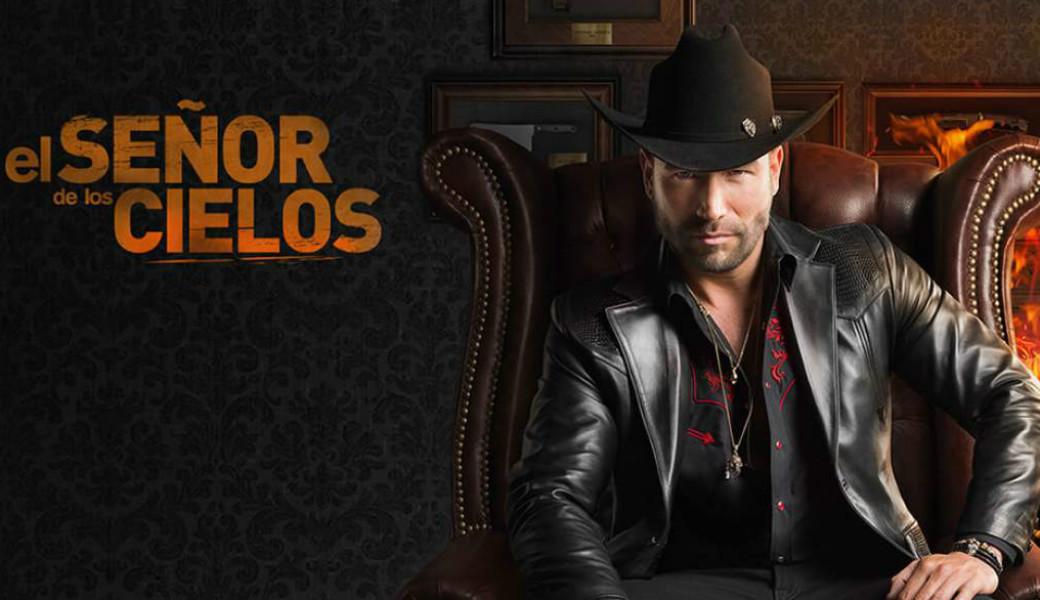 Canal Caracol emitirá 5ª temporada de 'El Señor de los cielos'