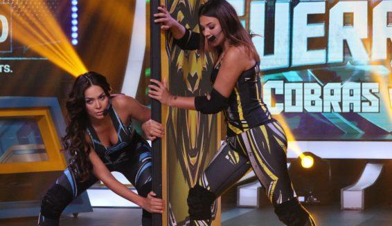 Nueva temporada 'Guerreros' del Canal 1 reporta bajo rating