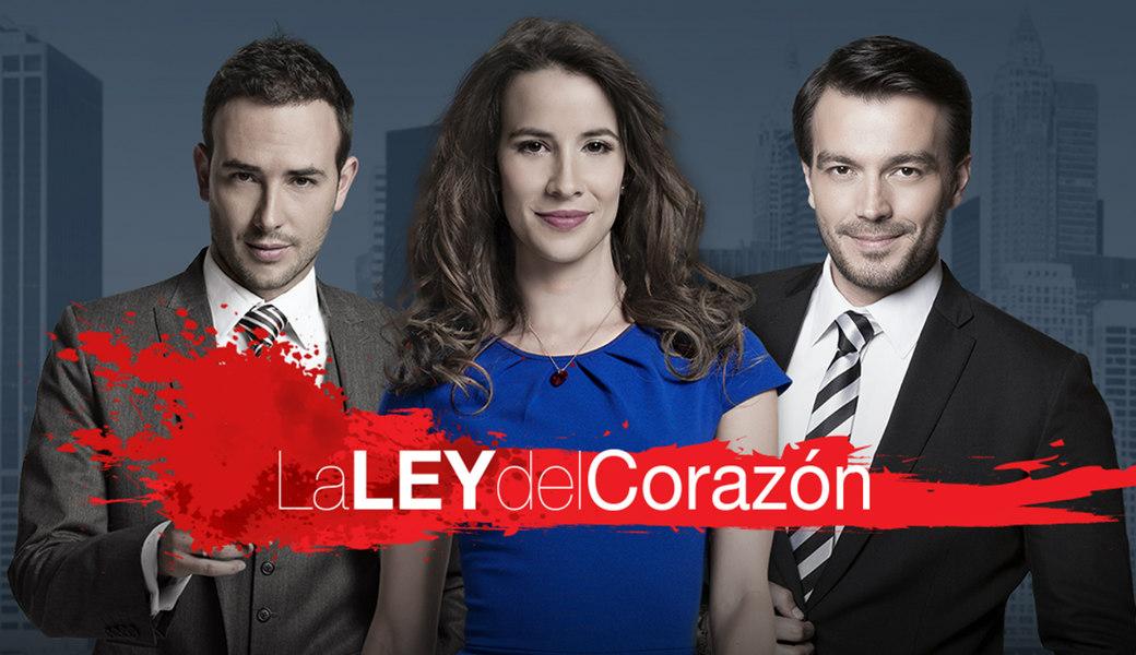 Canal RCN inició grabaciones de 'La ley del corazón 2'