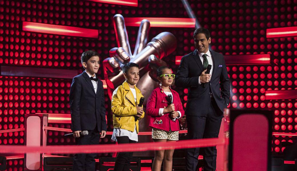 Estos son los segundos eliminados de Las Súper Batallas de La Voz Kids