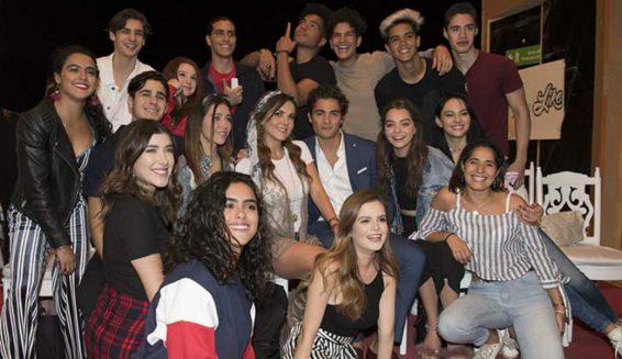 Televisa inició grabaciones de 'Like', nueva versión de RBD