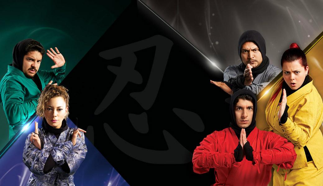 Canal Caracol revela trailer de su nueva comedia 'Manual para Ninjas'