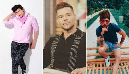Top 10: Los gays más famosos y sexys de América Latina