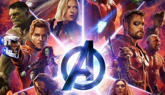 'Vengadores Infinity War' rompe nuevo récord en la taquilla mundial