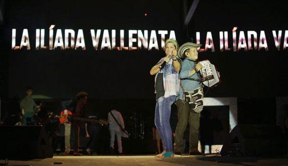 Así fue el homenaje a Carlos Vives en el Festival de la Leyenda Vallenata