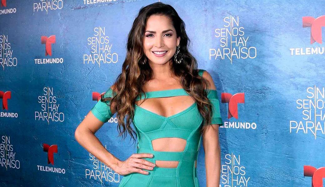 Carmen Villalobos no estaría más en 'Sin senos sí hay paraíso'