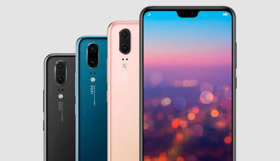 Nuevo Huawei P20: Fecha de llegada y precio en Colombia