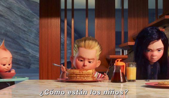 Disney-Pixar presentaron nuevo trailer de 'Los Increíbles 2'