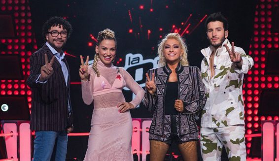 Rating: Jueves 12 de Abril de 2018 // La Voz Kids Vive