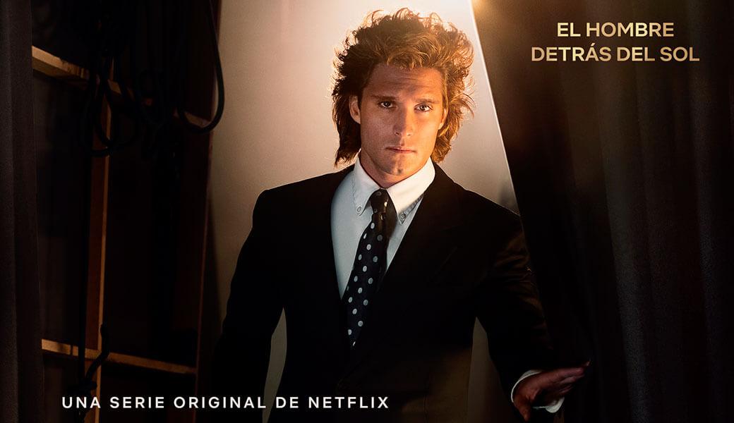 Netflix revela trailer y fecha de estreno de la serie de Luis Miguel