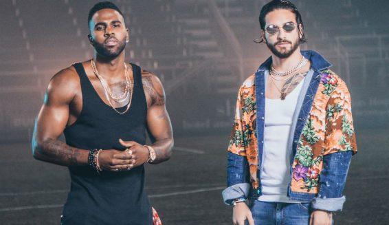 Jason Derulo y Maluma estrenan el video 'Colors', la canción del Mundial