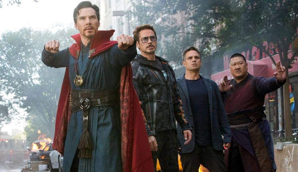 'Vengadores: Infinity War' logra récord de recaudo en su primer día