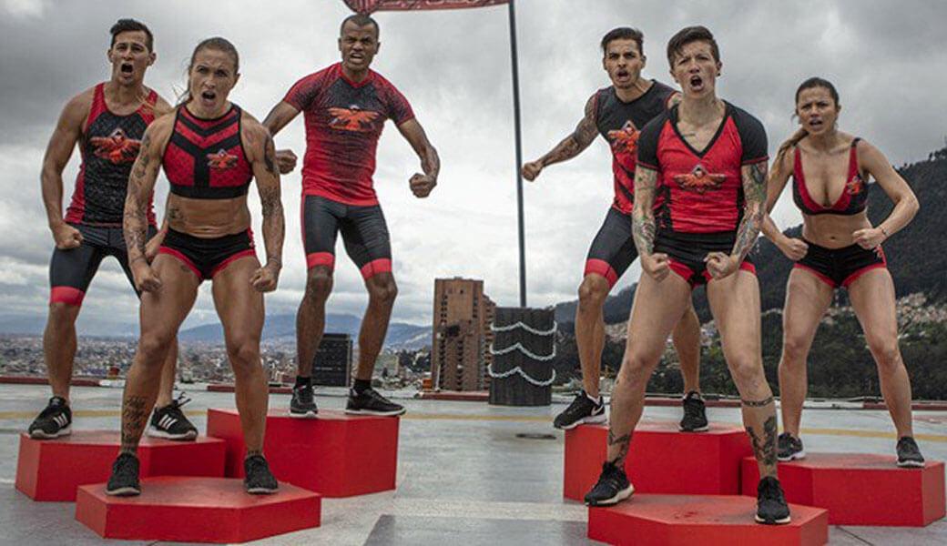 Este es el equipo de Cachacos del Desafío Súper Humanos XV