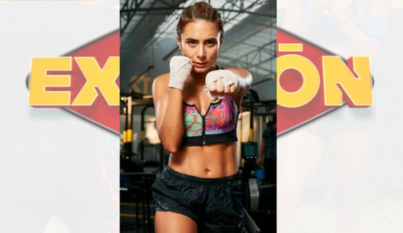 Johanna Fadul es la tercera eliminada de Exatlón Colombia