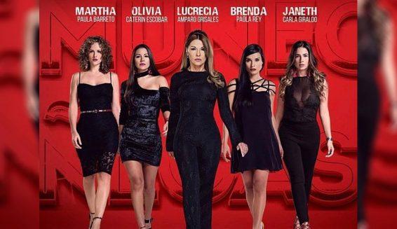 Así será 'Las Muñecas de La Mafia 2' que prepara el Canal Caracol