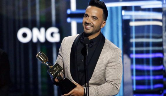 Luis Fonsi, el latino ganador en los Billboards Music Awards 2018