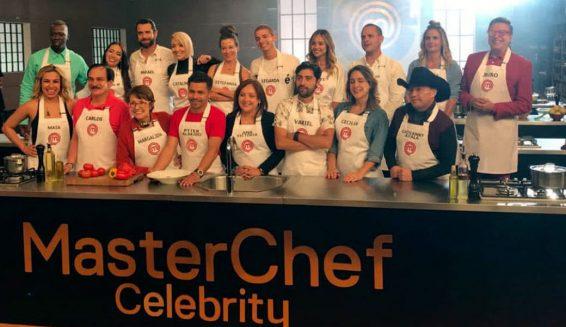 Canal RCN revela nombres de los famosos de MasterChef Celebrity