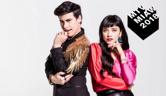 La Divaza y Mon Laferte presentarán los Premios MTV MIAW 2018