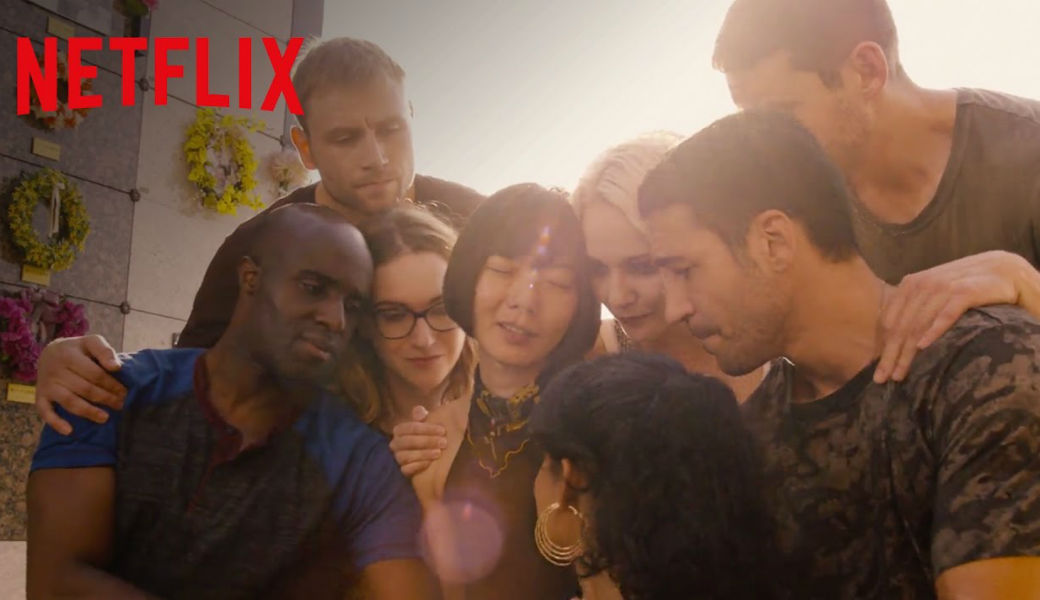 Netflix revela tráiler del episodio final de la serie Sense8