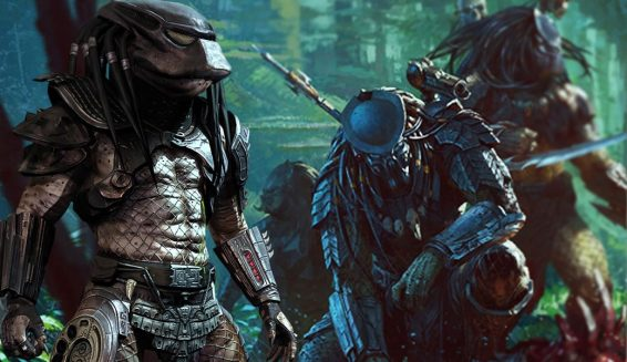 The Predator. (Prensa)