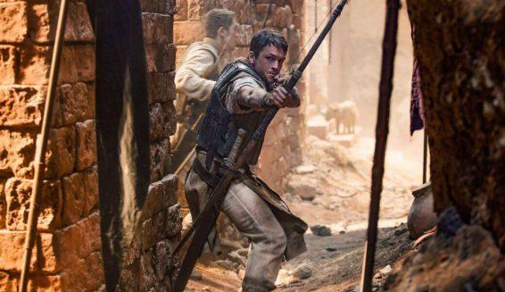 Lionsgate revela trailer de la pelicula 'Robin Hood'
