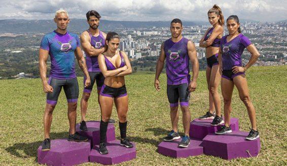 Estos son Los Santandereanos del Desafío Súper Humanos XV