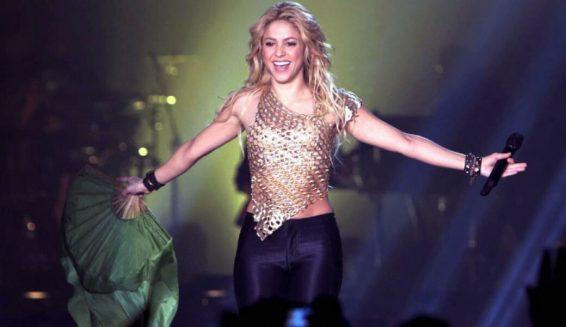 Shakira confirma concierto 'El Dorado World Tour' en Colombia