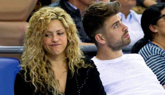Vuelven rumores de separación entre Shakira y Piqué