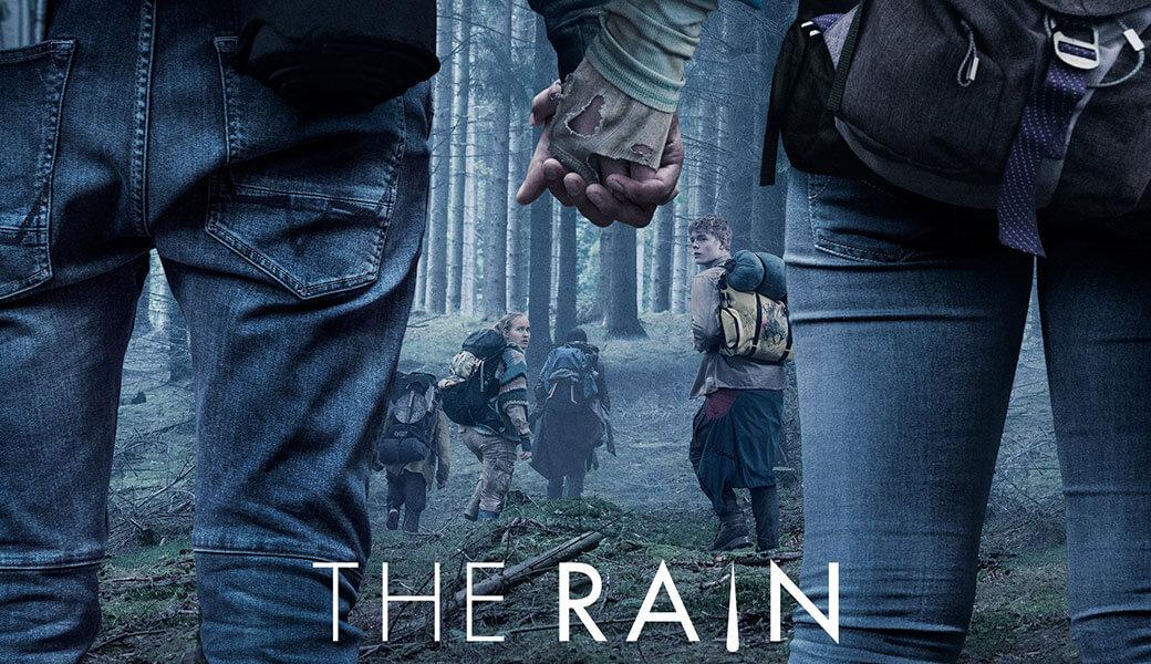 Netflix renueva para una segunda temporada de la serie 'The Rain'