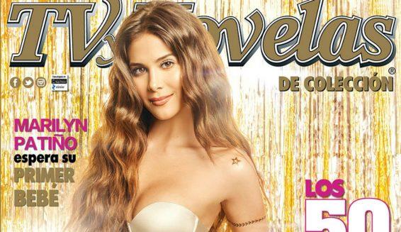 Revista TVyNovelas reveló los 50 más bellos de la farándula colombiana