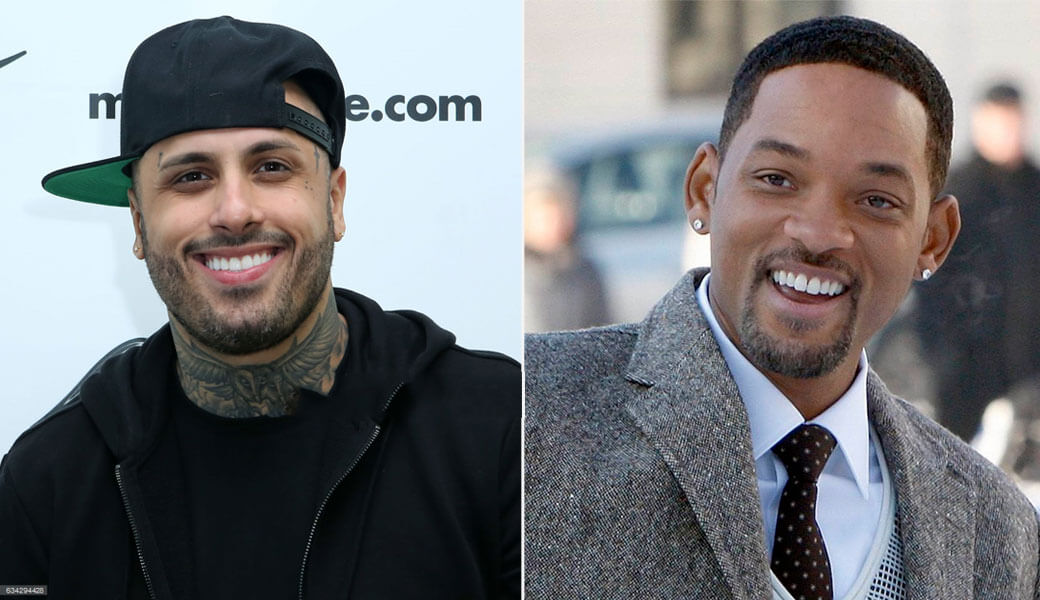 Canción oficial del mundial será de Nicky Jam y Will Smith