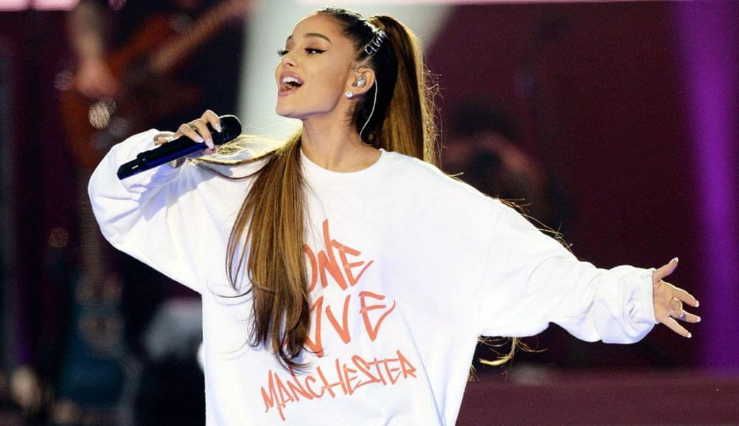 Ariana Grande y su novio se comprometen a semanas de iniciar romance