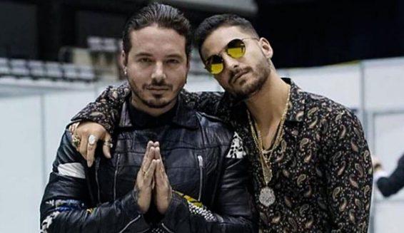J Balvin y Maluma presentarán nueva canción juntos el viernes