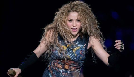 Así fue el primer concierto de 'El Dorado World Tour' de Shakira