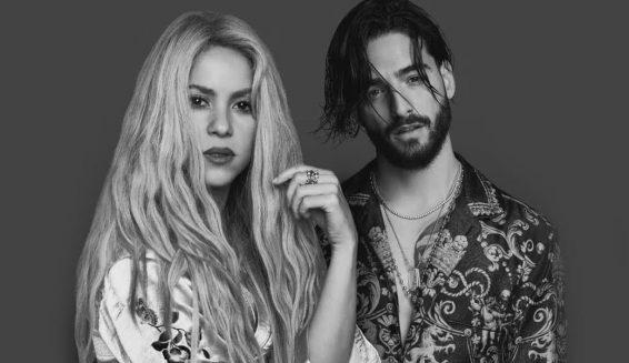 Shakira y Maluma presentan su nueva canción 'Clandestino'